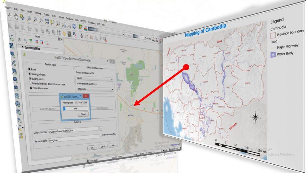 دانلود داده های OpenStreetMap