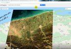 پیش پردازش تصاویر ماهواره ای در گوگل ارث انجین