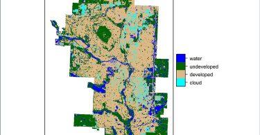 طبقه بندی تصاویر ماهواره ای با استفاده از نرم افزار R