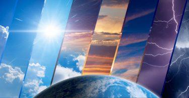 ساخت نقشه های اقلیمی