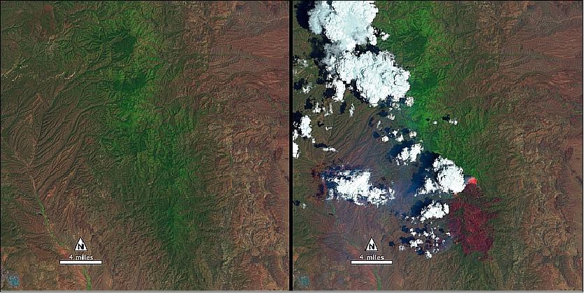 حذف ابر از تصاویر ماهواره ای