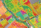 استخراج نقشه گیاهان زراعی در نرم افزار MATLAB