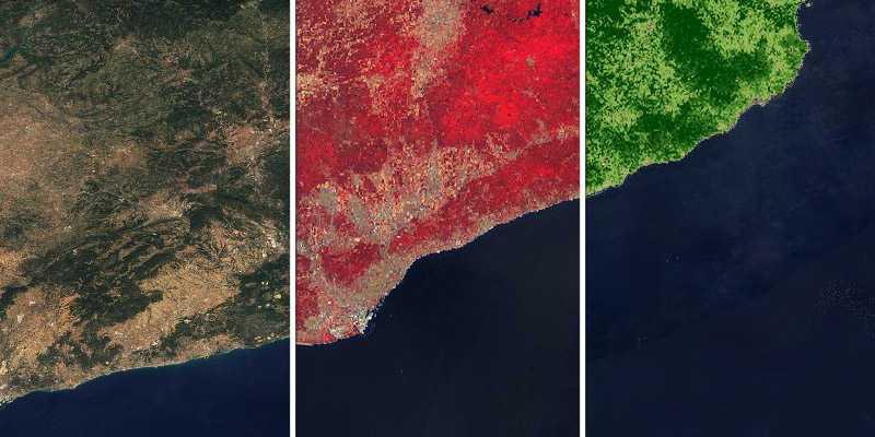 معرفی ماهواره سنتینل 2