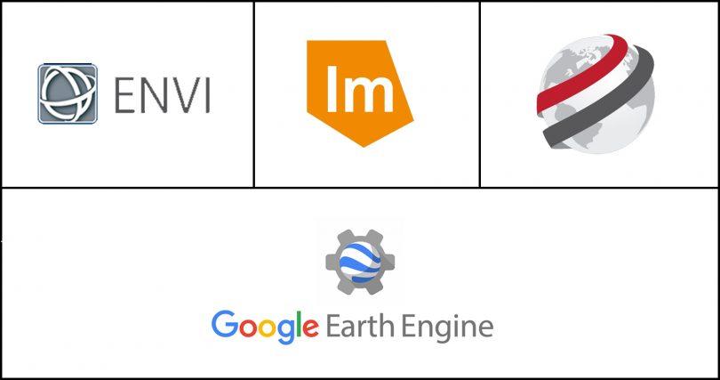 مقایسه گوگل ارث انجین با نرم افزارهای سنجش از دور