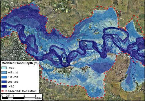 آموزش پهنه بندی سیلاب در ArcGIS