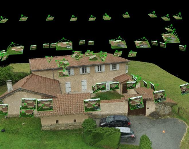 معرفی Pix4D Mapper