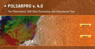 آموزش نرم افزار PolSARPro